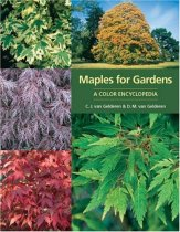 Maples for Gardens: A Color Encyclopedia