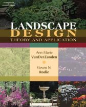 Landscape Design: Theory and Application