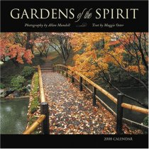 Gardens of the Spirit 2008 Calendar