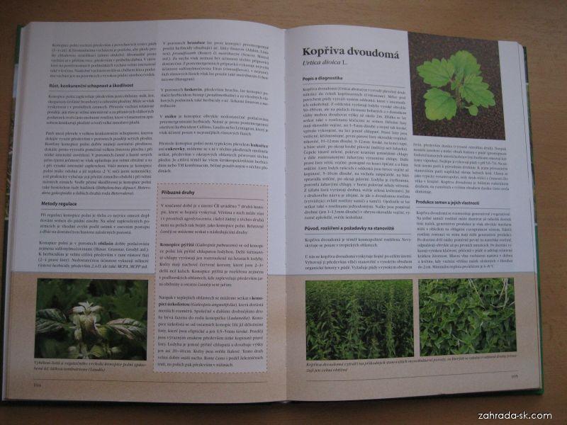 Plevele - Biologie a regulace - ukázka z knihy